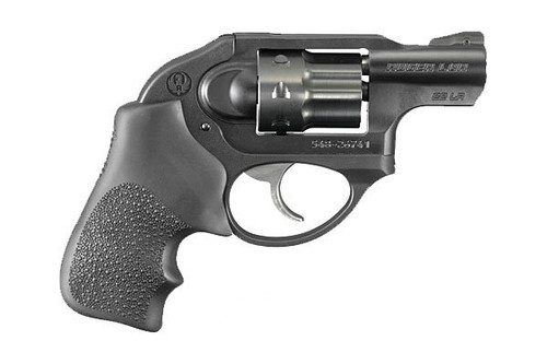 Ruger LCR 22 LR double action only.
