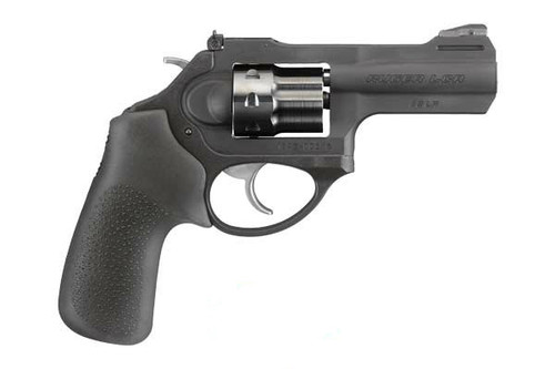 "Ruger LCR 22 LR 3"" barrel 8 shot."