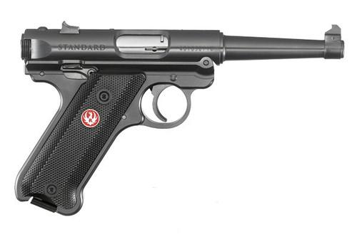 Ruger Mark IV standard to resemble the Ruger Mark I.