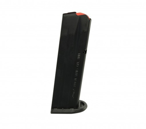 This is a factory Walther magazine for the PPQ M2 9MM, 15 round capacity.