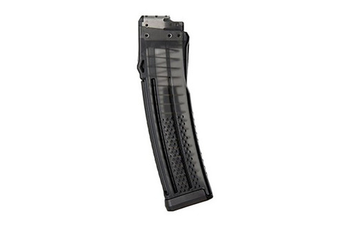 These are generation 2 Sig Sauer MPX magazines. Each magazine will hold 10 rounds of 9mm