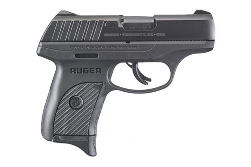 This is an EC9S 9mm manufactured by Ruger.
