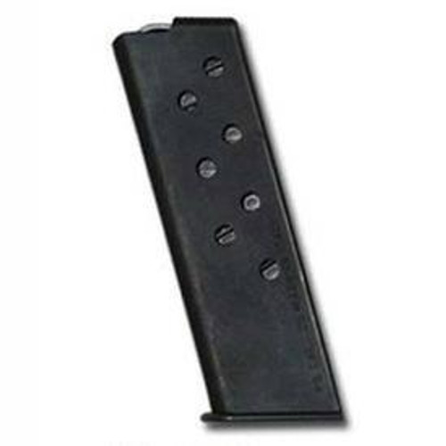 This is a 9 round Beretta magazine for the model 21 (Bobcat) 25 ACP Item #MGPB2109B. Manufactured by MEC-GAR  The model 21 is sometimes referred to as the Bobcat.
