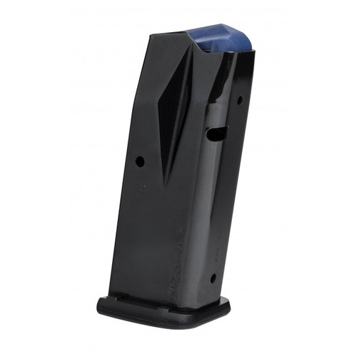 This is a Walther factory magazine for a P-99. Magazine hold 8 rounds of .40