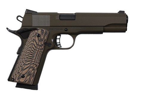 Rock Island M 1911-A1FS cerakote patriot brown