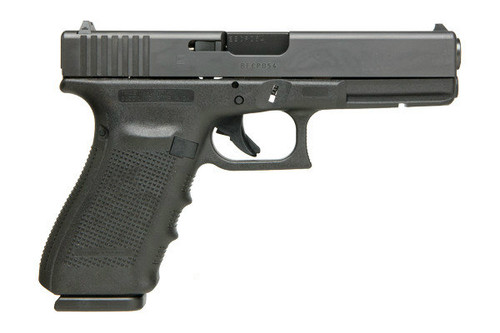 This is a Glock 20 Gen 4 10mm.