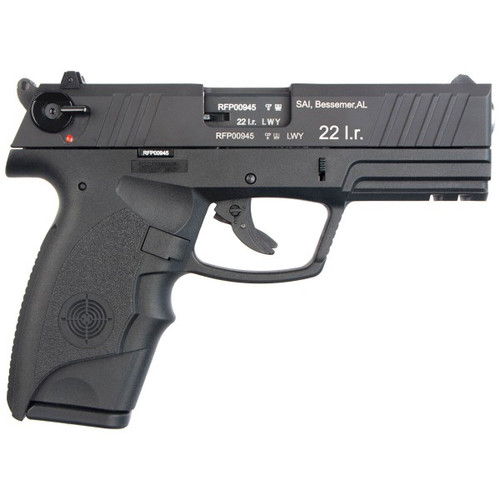 RFP pistol chambered in .22 long rifle. Manufactured by Steyr!