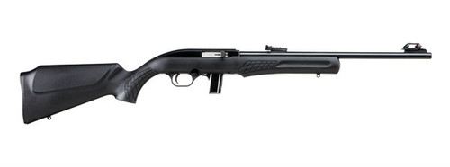 "RS22 chambered in 22 long rifle. 18"" free float barrel. Manufactured by Rossi"