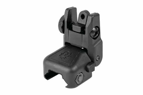 rear sight for an AR-15 manufactured by Ruger