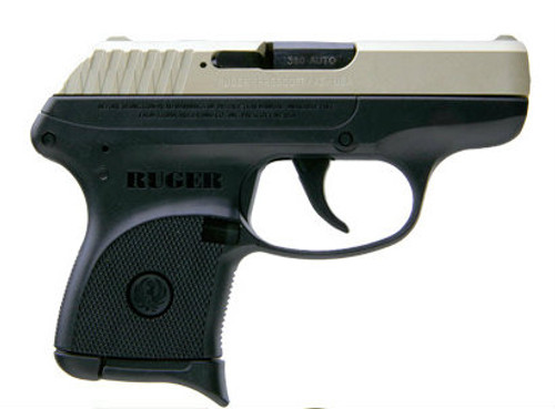 Ruger LCP .380 acp. With a Shimmer Gold Cerakote