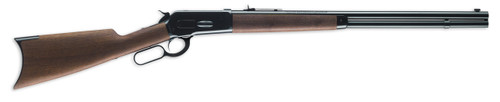 "This is a Winchester Repeating Arms model 1886SR (Short Rifle) chambered in 45-70 gov.with a 24"" barrel."