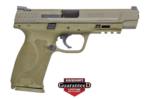 Smith & Wesson M&P 9mm - 2.0 - FDE - No Thumb Safety - Pistol