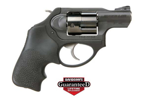 This is Ruger LCRx revolver chambered in .357 magnum.