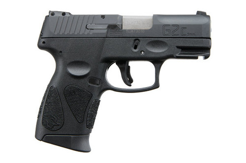 Taurus G2C 9mm. Great concealed carry gun weighing in at 12 ounces. Comes with (2)-12 round magazines