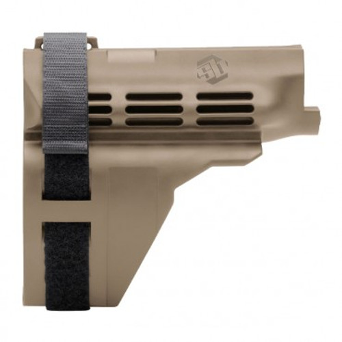 genuine AR stabilizing brace that will fit on your AR pistol, made by SB Tactical.