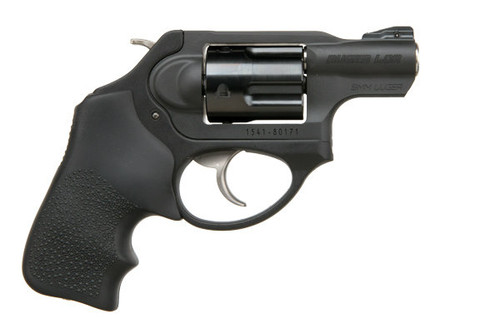 Ruger�� LCRx�� 9mm Luger.  This is the X model which has the external hammer.