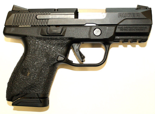 Ruger American Pistol 9mm Compact. Comes with One magazine and Talon grips already installed.
