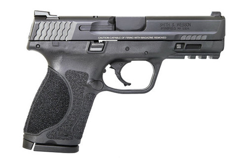 Smith & Wesson M&P 2.0 9mm, compact. Comes with (2) 15 round magazines.