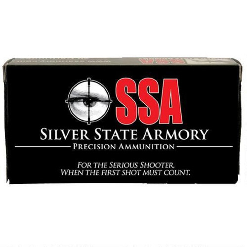 20 rounds of personal protection/ hunting 6.8mm SPC ammo. 115 grain.