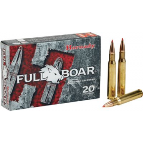 20 rounds of hunting 6.8mm SPC ammo. 100 grain.