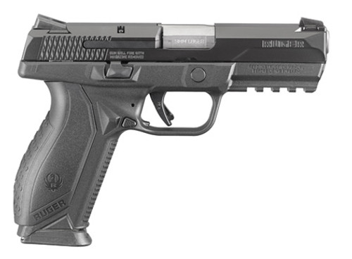 This is a Ruger American Pistol 9mm. Pre-owned in excellent - like new condition.