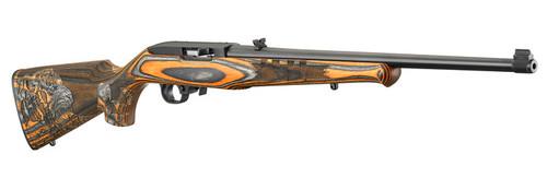 Ruger 10/22 .22 lr - Laminate - Royal Bengal Tiger Engraved - 31125