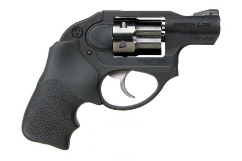 Ruger LCR 22 magnum double action only. 6 round capacity.