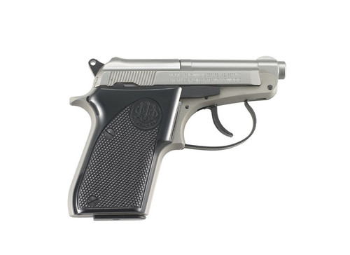 """This is a Beretta 21, commonly referred to as the """"Bobcat"""", chambered in 22 lr, comes with (1) 7 round magazine."""