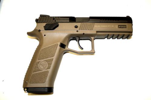 CZ P-09 Duty 9mm - Flat Dark Earth - Pre-Owned