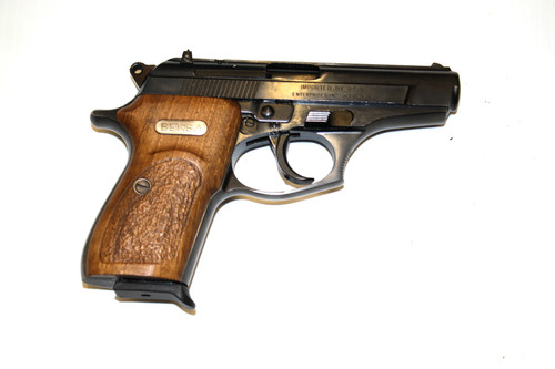 Bersa 23 chambered in .22lr, pre-owned in very good condition with 2 mags and the original box/paperwork.