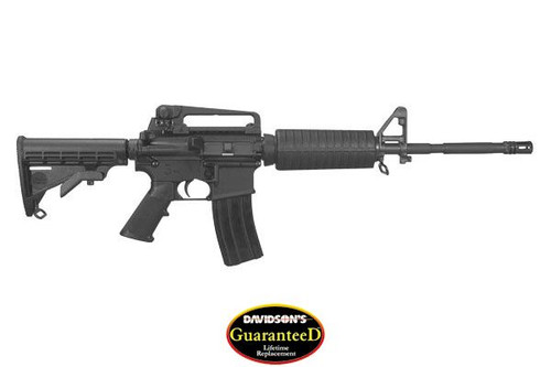 This is a Windham Armory AR-15 5.56 - WW-15 rifle chambered in 5.56 Nato. This firearm is the M4A3 variation.