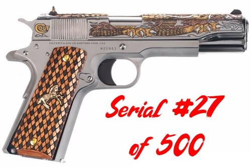 1911 Colt .38 Super - Talo - DRAGON