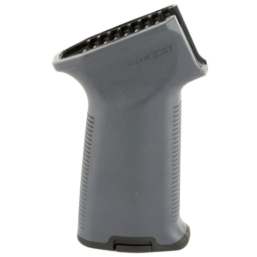 This is a genuine Magpul MOE AK+ Grip that will fit on your AK platform firearm, Gray.