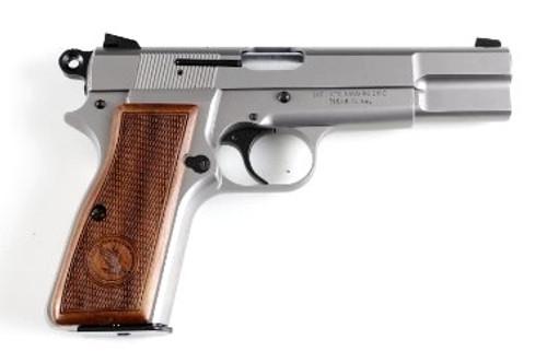 Regent Tisas BR9 - 9mm - Stainless Steel