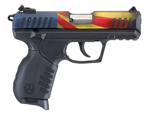 Ruger SR22 .22 lr - AZ Flag Edition - 3646
