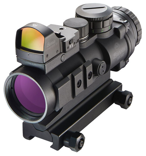Burris AR-332 3x32mm Prism Sight - Ballistic CQ Reticle - Fastfire III - Tactical Kit
