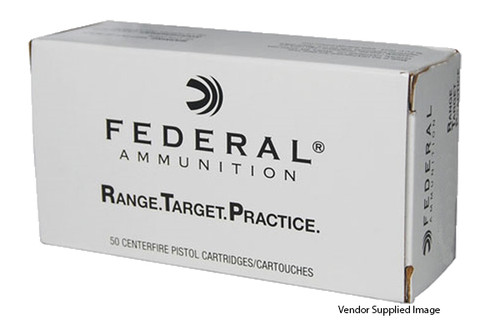 Federal RTP 9mm 115 Grain FMJ