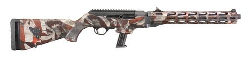 Ruger PC Carbine - 9mm - Ruger SR9 / Glock Mags - FLAG