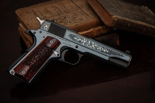 1911 Colt Government - .45 acp  - Talo - Gustave Young