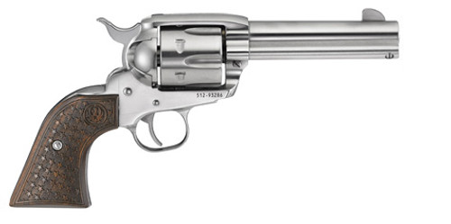 Ruger New Model Vaquero.357 Magnum - Engraved Grips