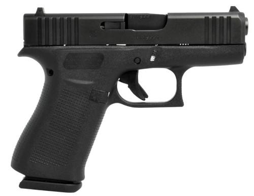 Glock Pistol - 43X - 9mm - 10 Round - Black - PX4350201