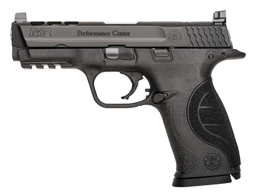 """Smith & Wesson M&P 9mm - Performance Center - 4.25"""" Ported Barrel"""