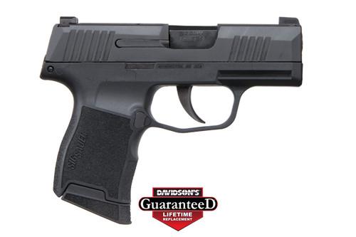 Sig Sauer Pistol - P365 Nitron - 9mm - 10 Round - X-RAY Sights - 365-9-BXR3