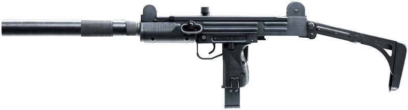 Walther Uzi  22 LR - Folding Stock - Rifle