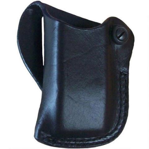DeSantis Leather F T U Magazine Pouch Right Fits Glock