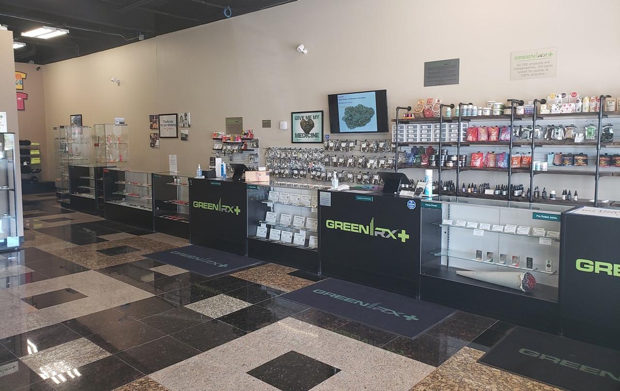 CBD Delta 8 THC Store Madison WI