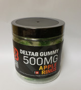Delta 8 Apple Rings - 500mg in Madison, WI