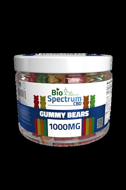 Buy THC Free CBD Gummy Bears in Madison WI