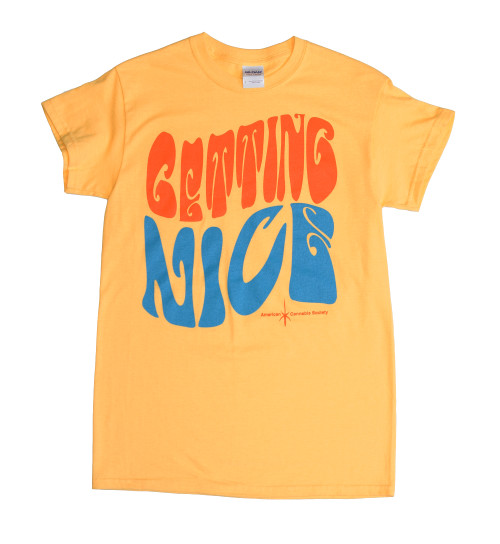 Getting Nice Weed Smoking Shirt