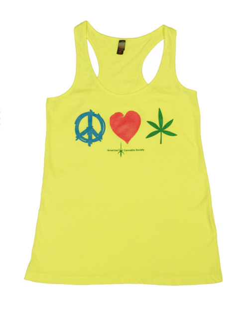 Peace, Love, Herb ACS Shirt